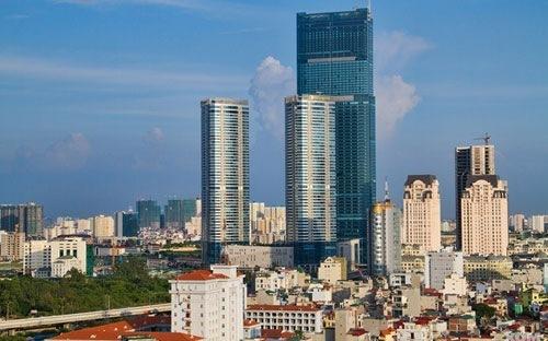 Giá nhà tại Hà Nội và TP.HCM tăng nhẹ